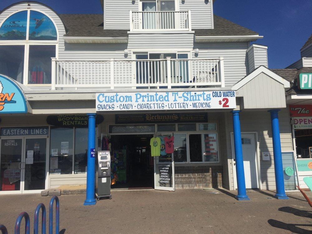 Beckman's On the Beach: 1605 Ocean Ave, Belmar, NJ