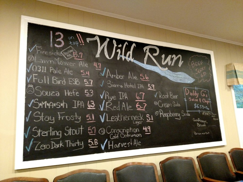 Wild Run Brewing Company: 3071 Jefferson Davis Hwy, Stafford, VA