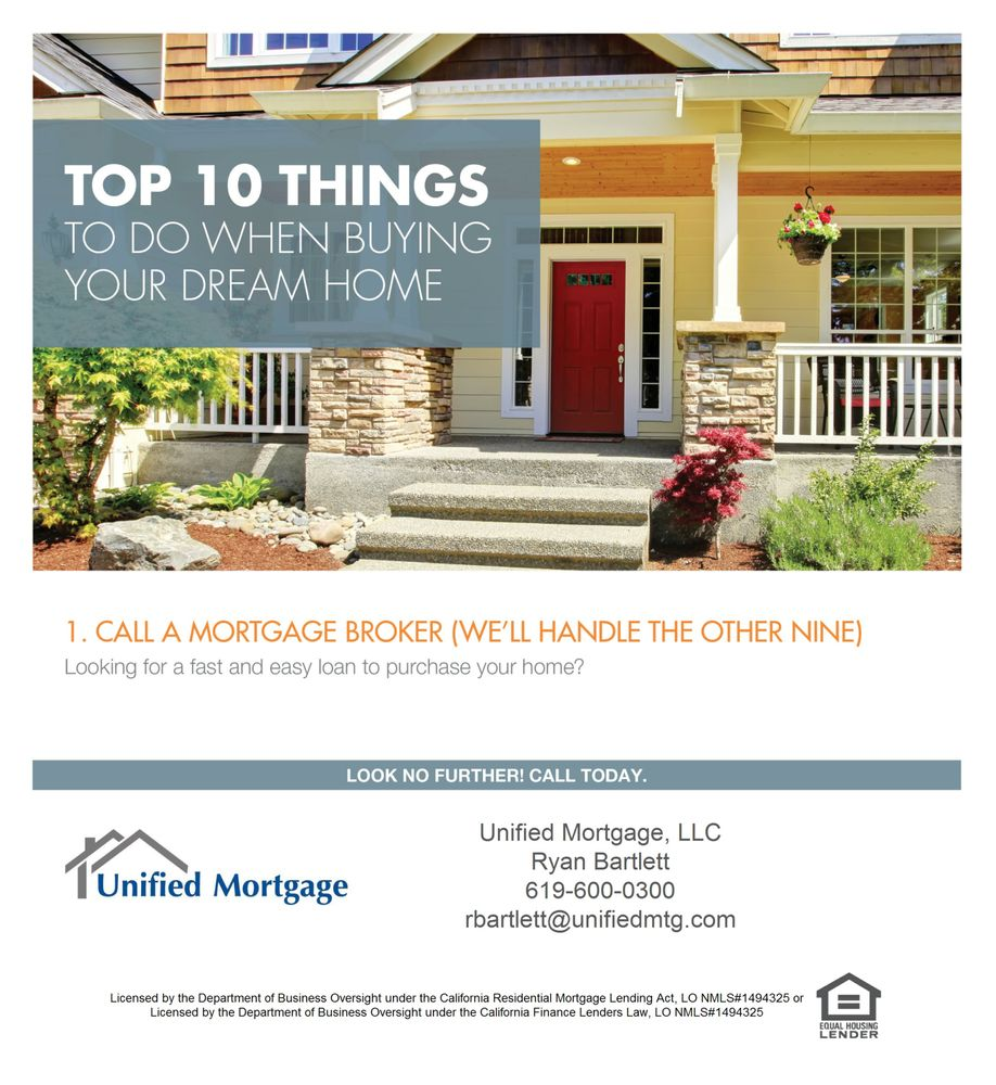 Unified Mortgage: 6546 NW Selvitz Rd, Port St. Lucie, FL