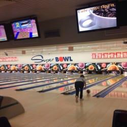 Superbowl bowling