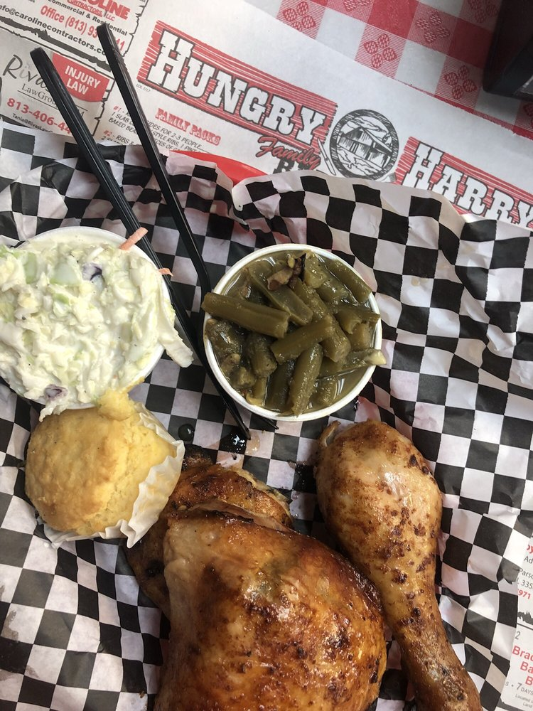 Hungry Harry's Famous Bar-B-Que: 2006 S Parsons Ave, Seffner, FL