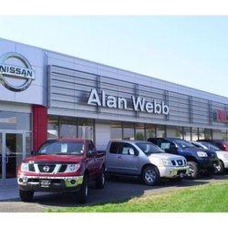 Alan Webb Nissan - 53 Reviews - Car Dealers - 3608 NE Auto Mall Dr