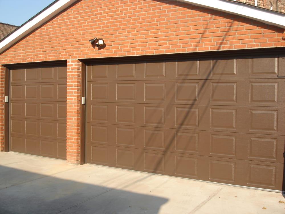 Eazylift Expert Garage Door Installation With Treated Wood Framing