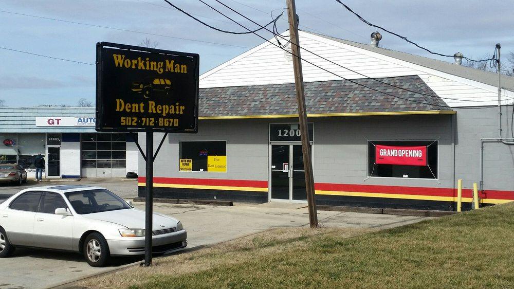 Working Man Dent Repair: 12005 Shelbyville Rd, Middletown, KY