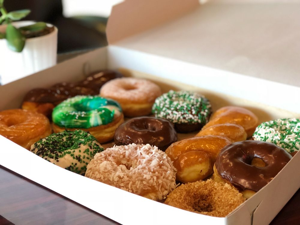 Doughnut District
