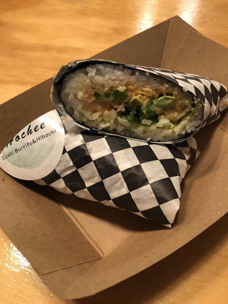 Hochee Sushi Burrito & Hibachi