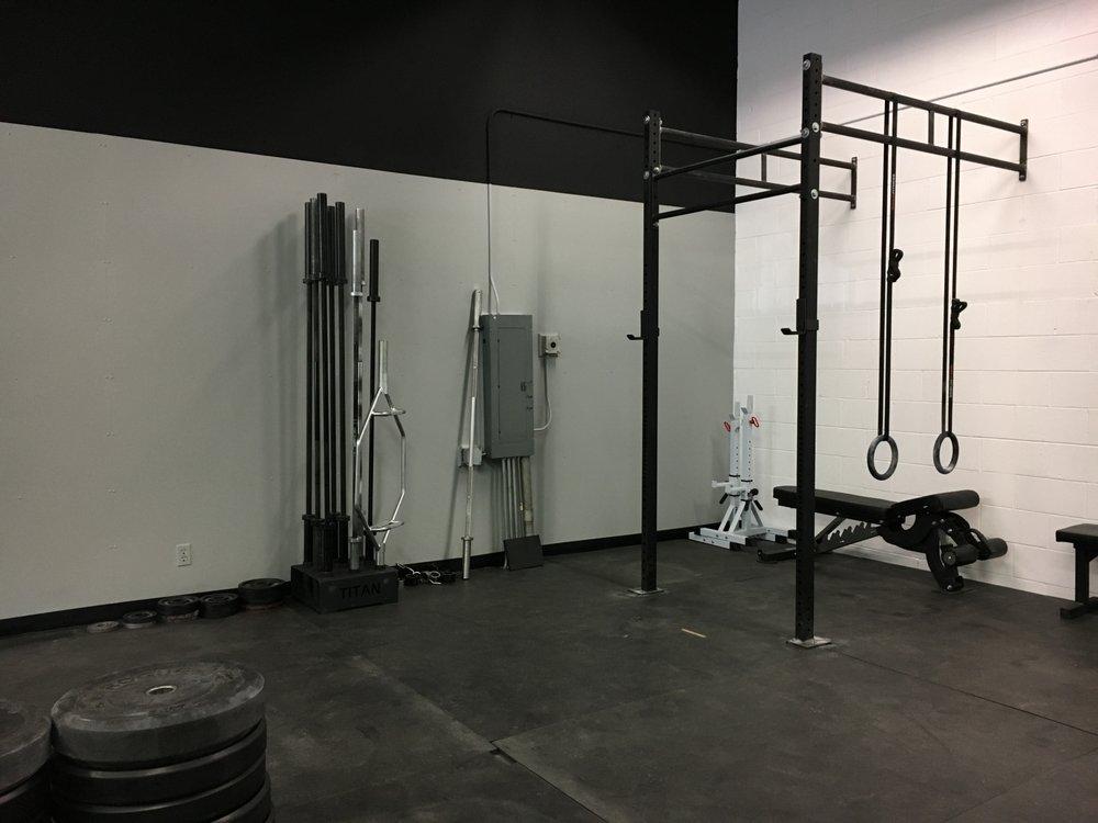 Mammoth Strength Gym: 1404 Tavern Rd C8, Mammoth Lakes, CA
