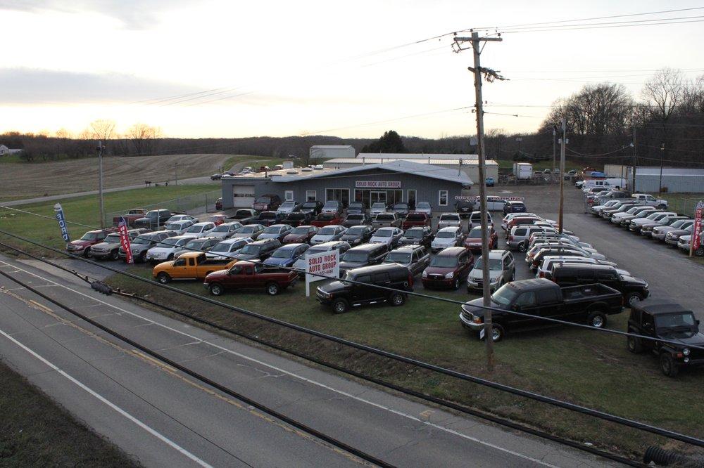 Solid Rock Auto Group: 9995 St Rt 88, Garrettsville, OH