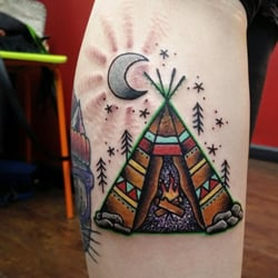 Photo Of Epic Tattoos Fort Worth Tx United States