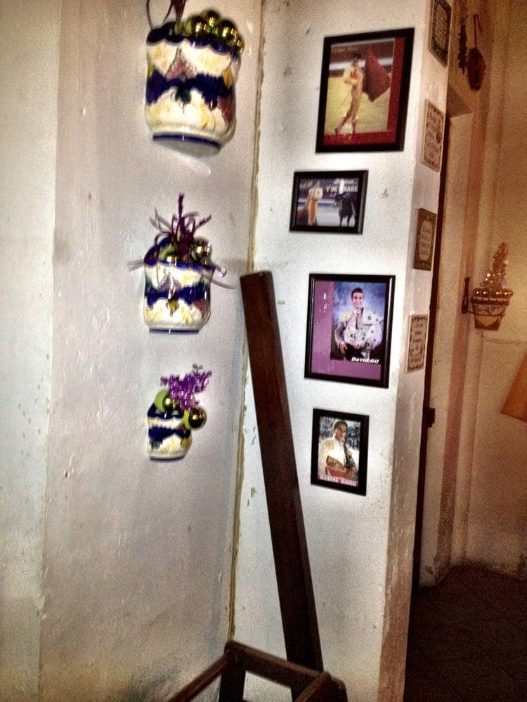 Tapas Cafe: Calle Dr Santiago Veve, San Germán, PR