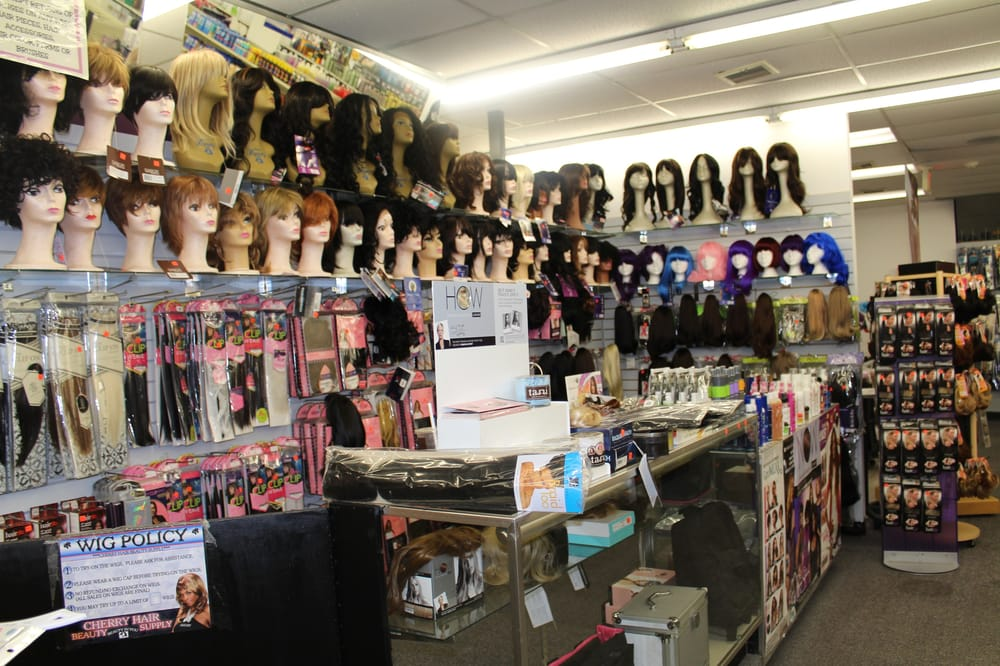 Cherry Hill Beauty Supply & Salon: 1627 Kings Hwy N, Cherry Hill, NJ