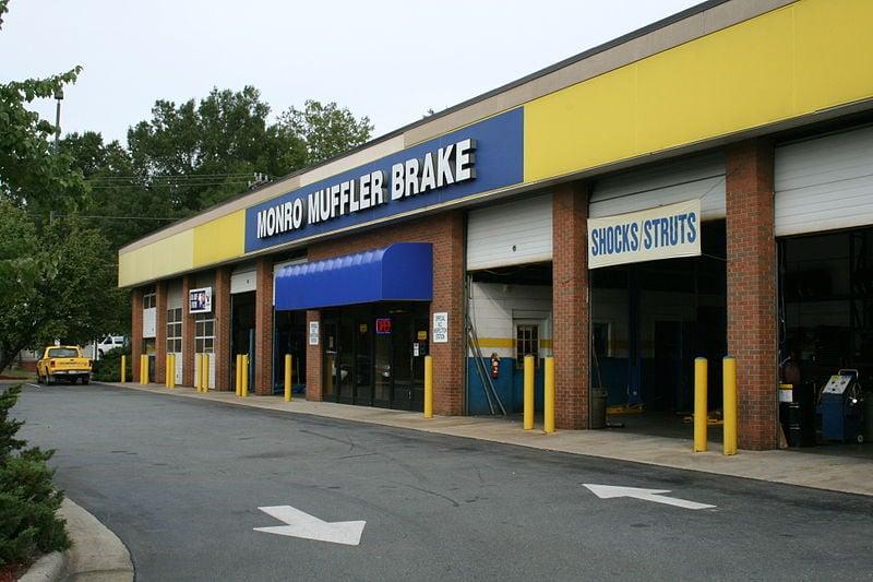 Monro Muffler Brake Amp Service Tires 1576 Blue Hill Ave