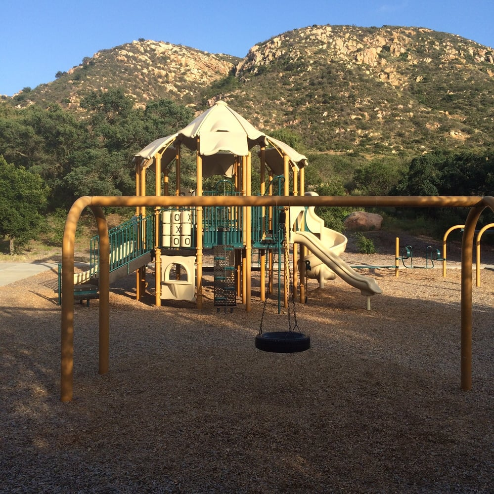 Flinn Springs County Park: 14787 Old Hwy 80, El Cajon, CA
