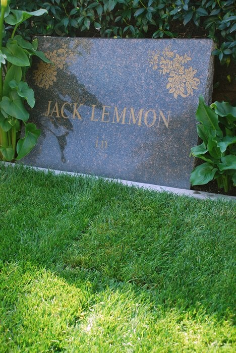 Don Knotts With The Coolest Headstone Of All Yelp