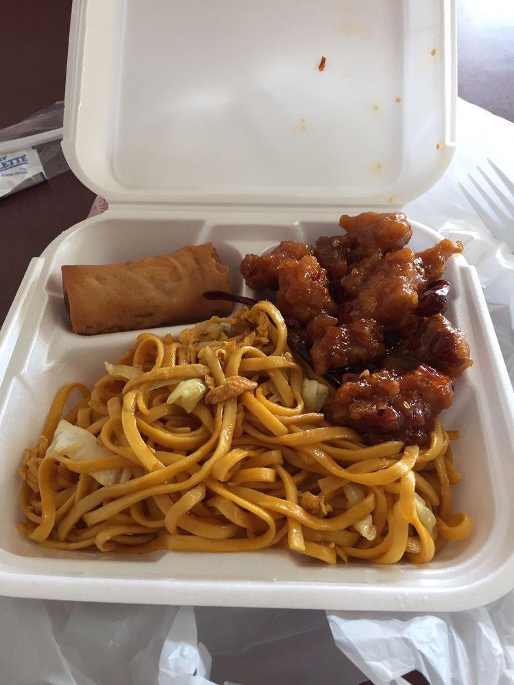 Master Donut & Chinese Food: 552 W Main St, Van, TX
