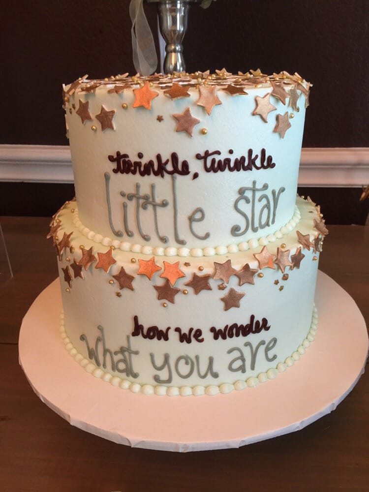 What To Write On Baby Shower Cake Ideas