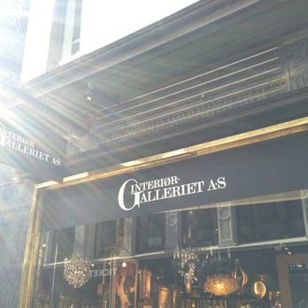 Interiør galleriet   møbelbutikker   sentrum   oslo   anmeldelser ...