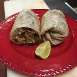 Photo Of El Molcajete Mexican Restaurant Plainfield Il United States Burritos
