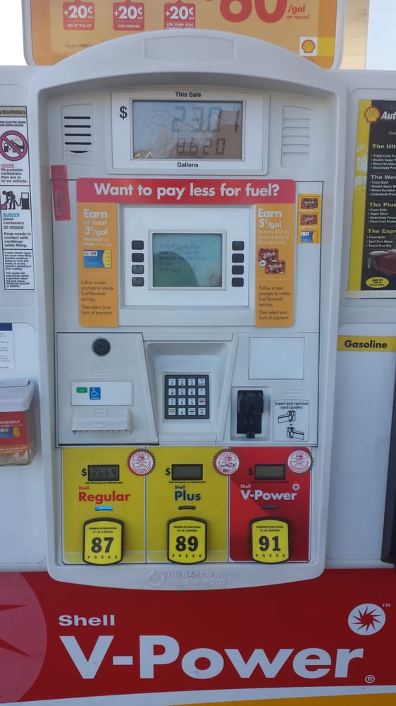 Shell Gas Station Near My Location >> Shell - Gas & Service Stations - San Jose, CA, United