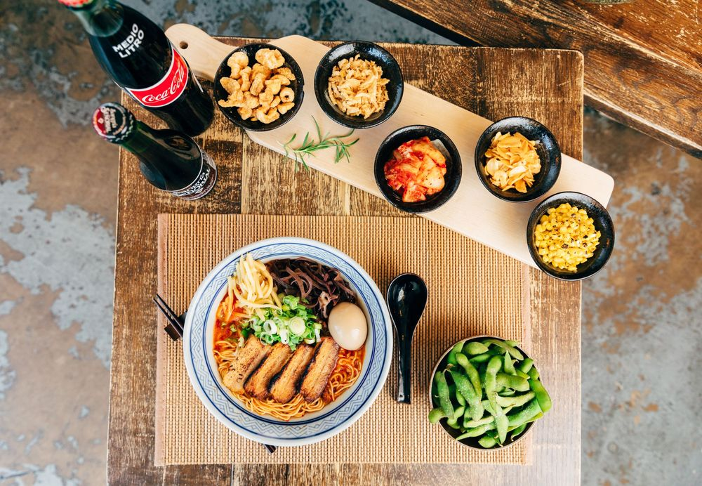 The Ramen Joint: 6220 W 87th St, Los Angeles, CA