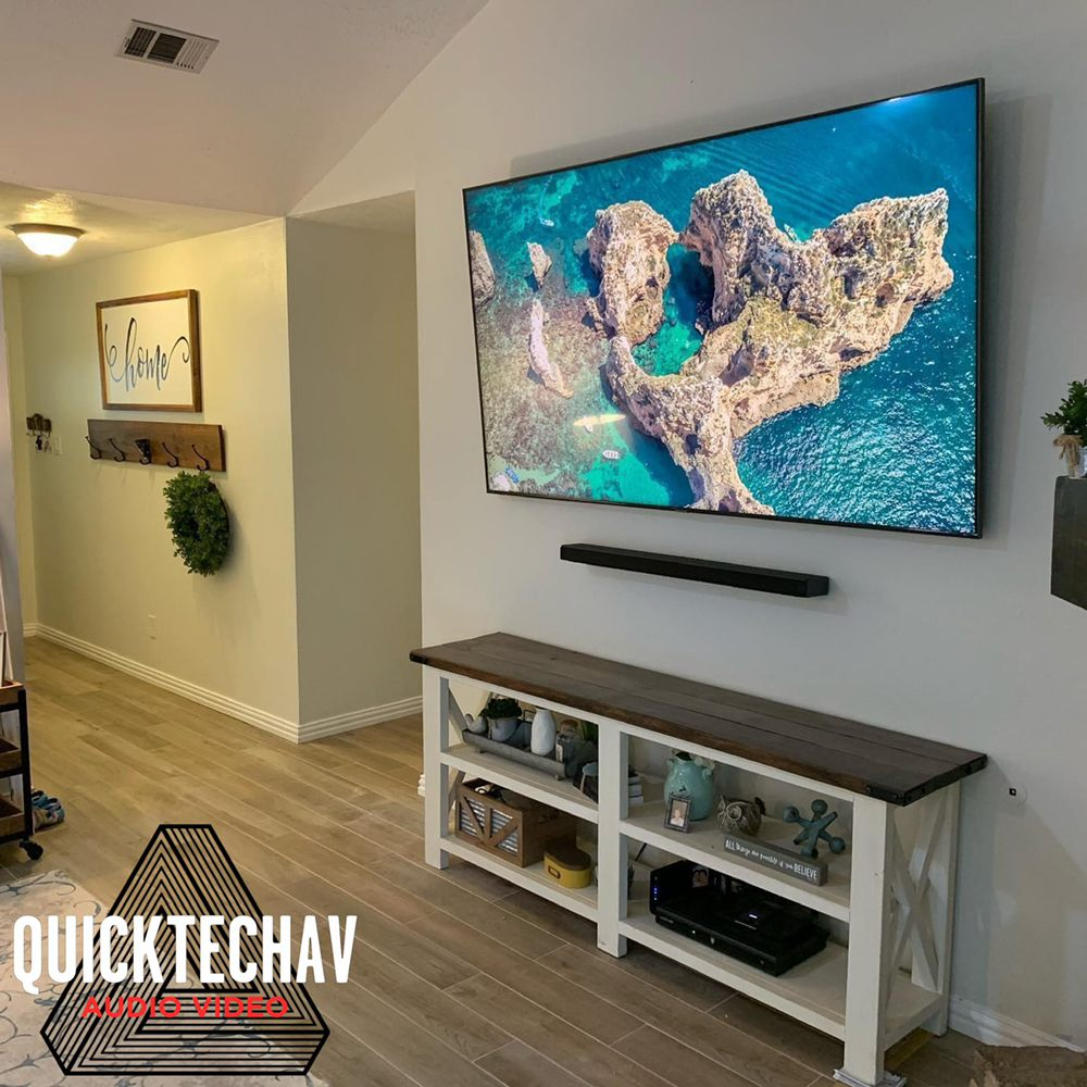 QuickTechAV: 2151 Harvey Mitchell Pkwy S, College Station, TX