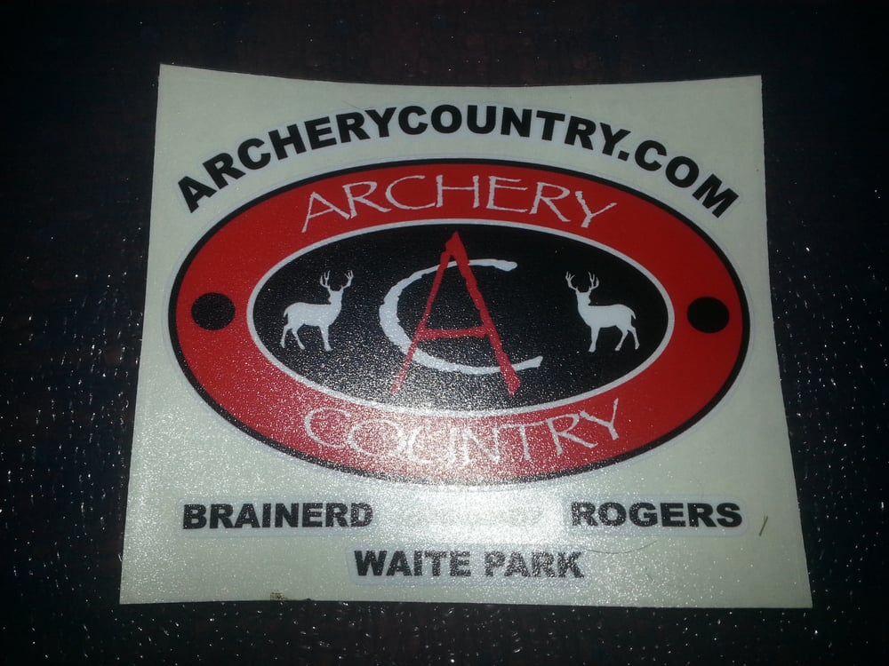 Archery Country: 28 Division St, Waite Park, MN