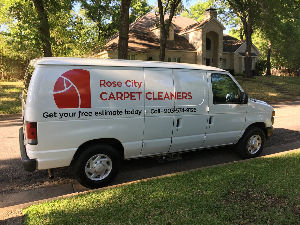Rose City Carpet Cleaners: Tyler, TX