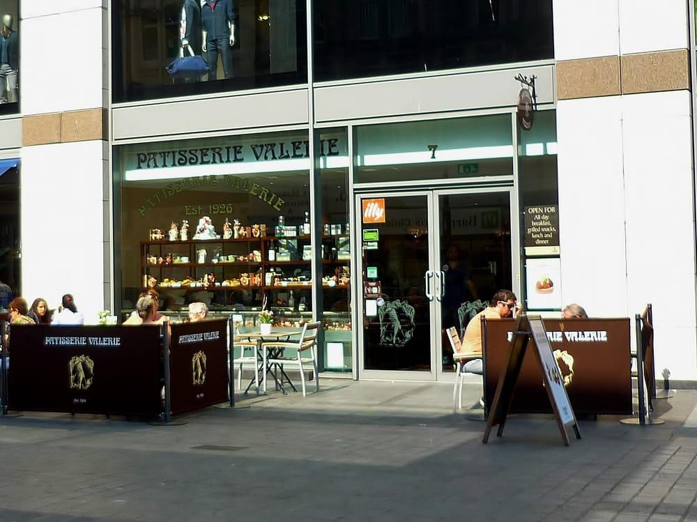 Valerie Cake Shop Liverpool
