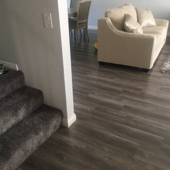 Rio Laminate Floors And Two Toned Grey Carpet Yelp