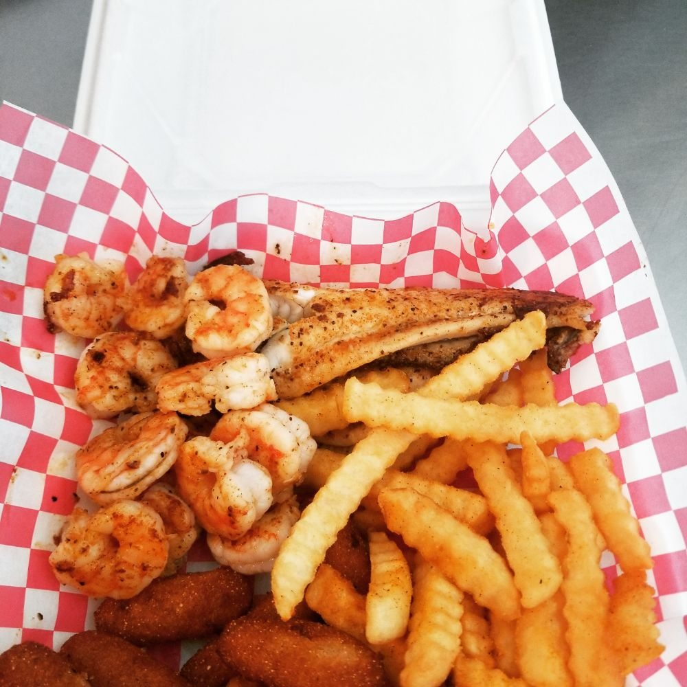 Brothers Seafood House: 3707 Hwy 74 E, Wingate, NC