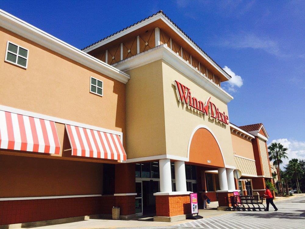 Winn-Dixie: 11957 S Apopka Vineland Rd, Orlando, FL