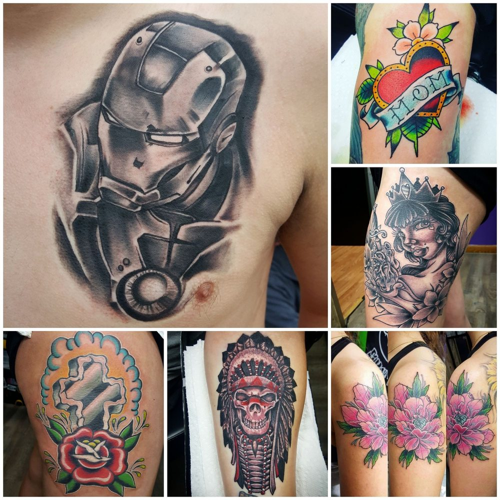 Graveside Tattoo: 2090 Rt 130, Jeannette, PA
