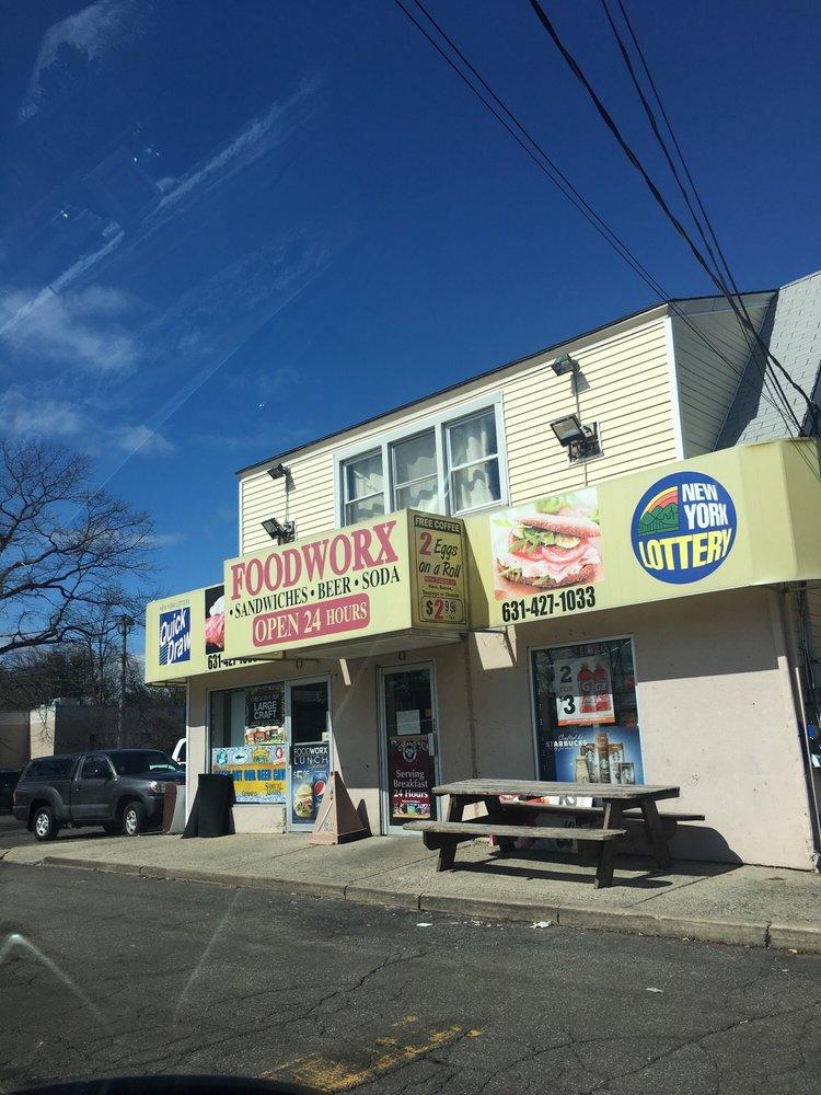 Foodworx: 201 E Main St, Huntington, NY