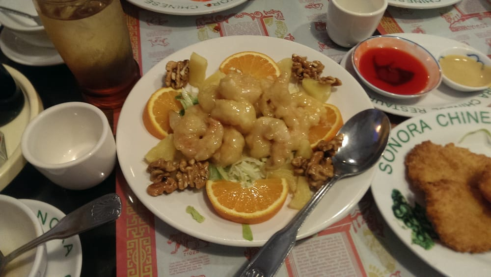 Sonora Chinese Restaurant Reviews