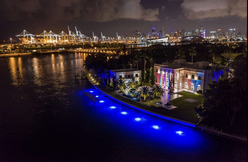Miami Landscape Lighting