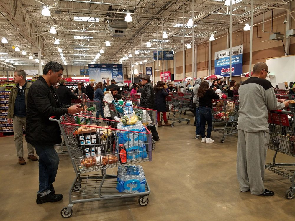 Costco Wholesale: 10701 Sudley Manor Dr, Manassas, VA