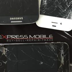Express Mobile Repair - CLOSED - Electronics Repair - 1416 Grand Ave