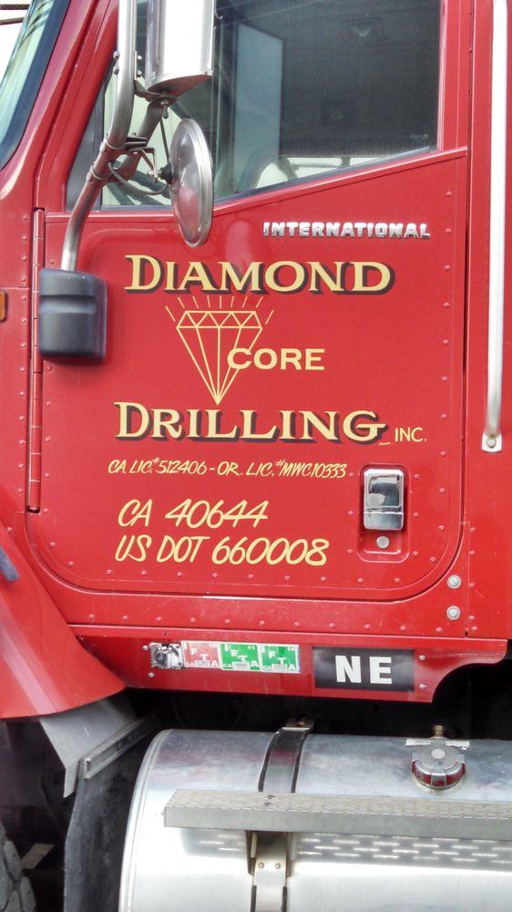 Diamond Core Drilling: 3161 Twin View Blvd, Shasta Lake, CA