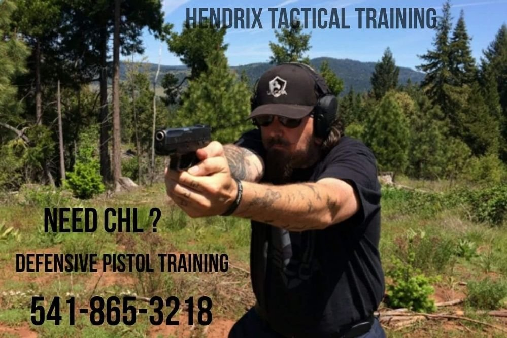 Hendrix Tactical Training: 217 Broad St, Butte Falls, OR