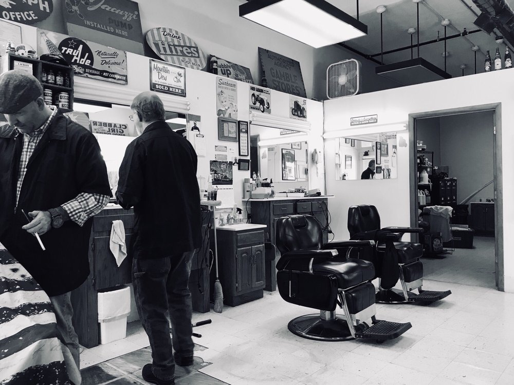 Carsey's Barber Shop: 72 N Court St, Athens, OH