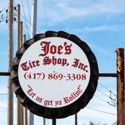 Joe S Tire Shop 29 Photos Tires 1927 W Division St