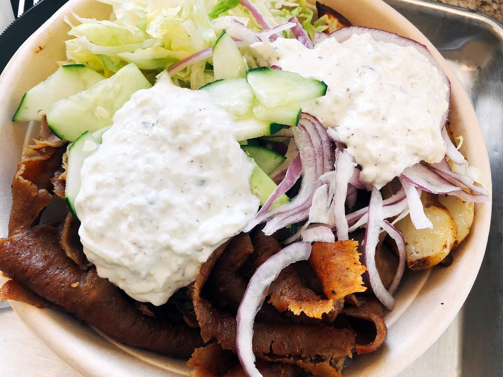 The Simple Greek: 2431 E State St, Hermitage, PA