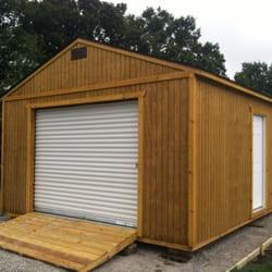 Backyard Portable Buildings - Contractors - 6775 S Hwy 21