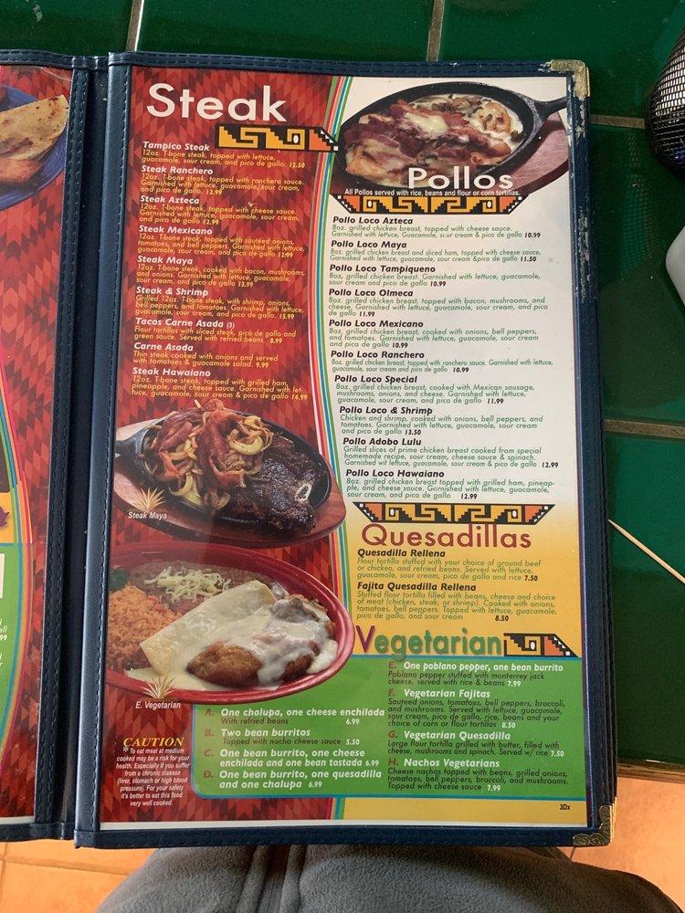 Los Aztecas: 407 Dixon St, Melbourne, AR