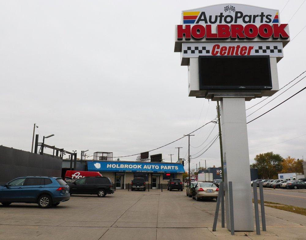 Holbrook Auto Parts - Highland Park