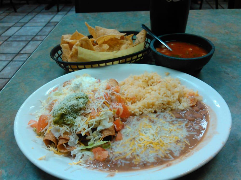 Yuma Foothills Mexican Food