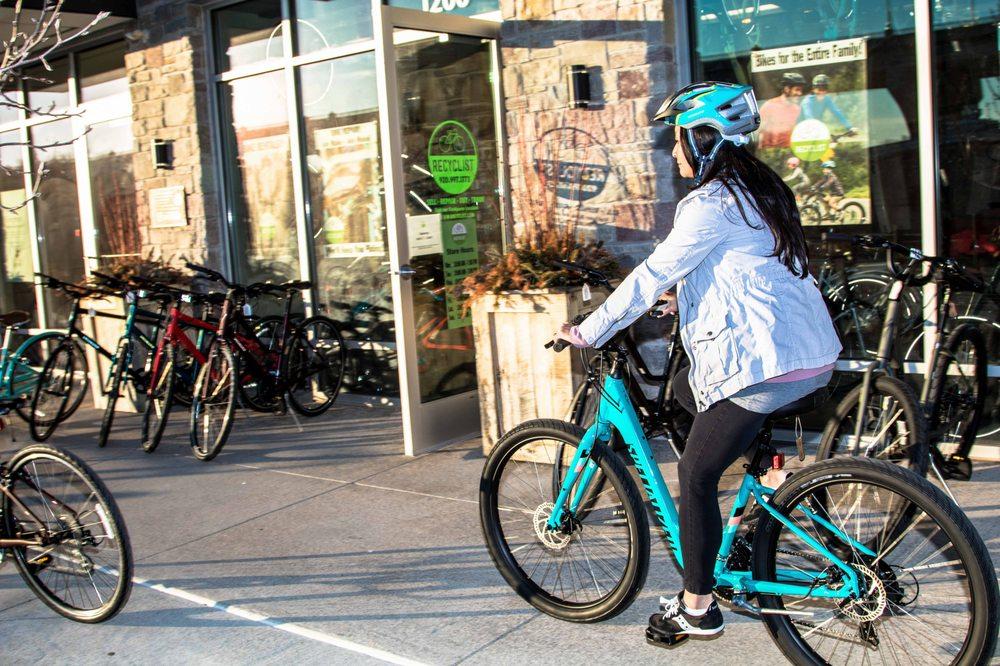 Recyclist Bicycle Co. - Bike Rentals - 201 S RiverHeath Way ...