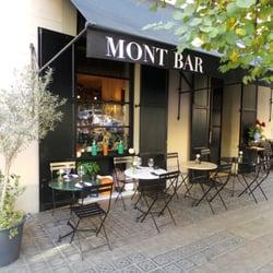 Mont bar 78 photos 48 reviews spanish carrer for Bar jardin barcelona
