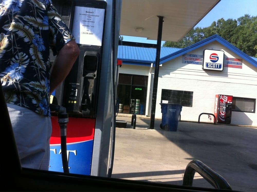 Scott Petroleum: 309 Depot St, Lexington, MS