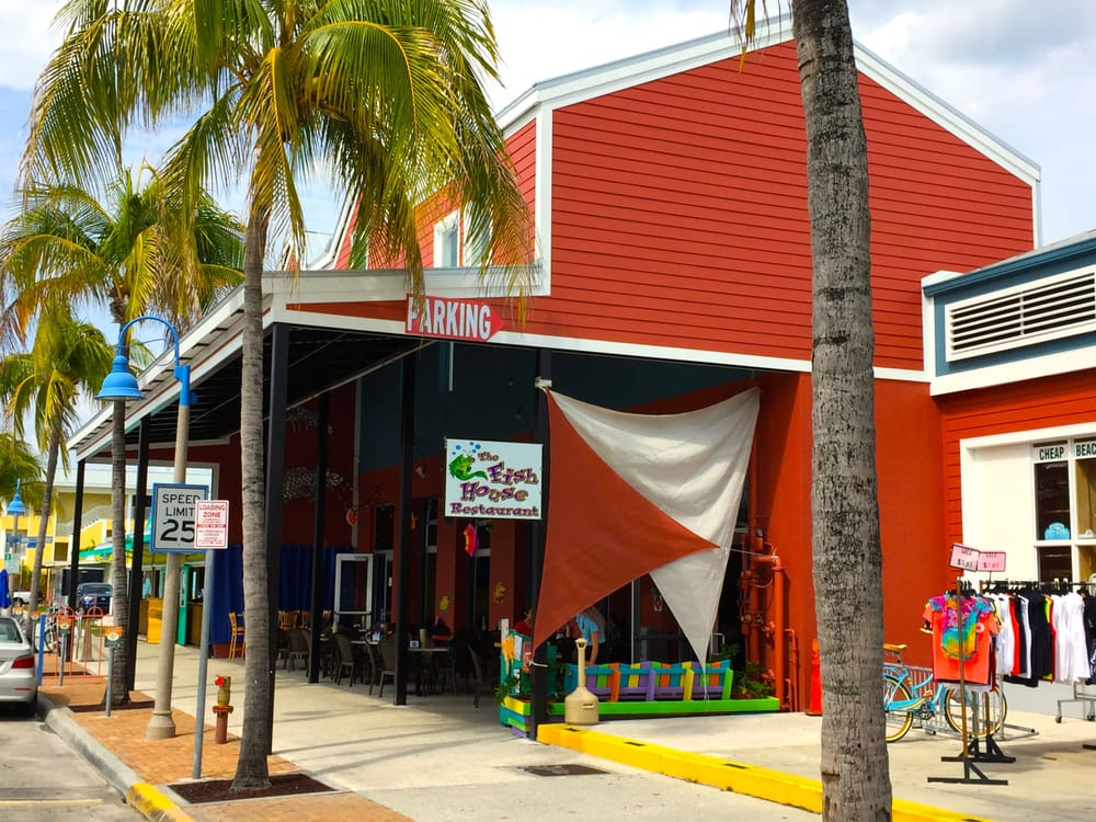 The Fish House Fort Myers Beach 320 Old San Carlos Blvd Yelp